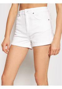 Białe szorty jeansowe Liu Jo