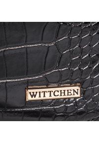 Czarna listonoszka Wittchen wizytowa