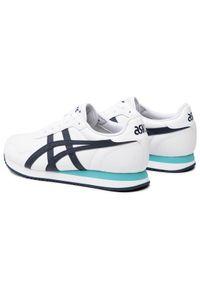 Asics Sneakersy Tiger Runner 1191A301 Biały. Kolor: biały. Model: Asics Tiger