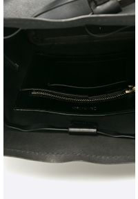 Czarna torebka Calvin Klein Jeans na ramię