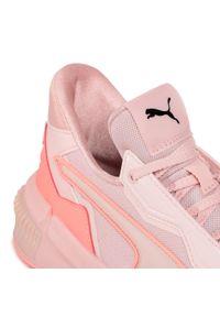 Różowe buty do fitnessu Puma z cholewką