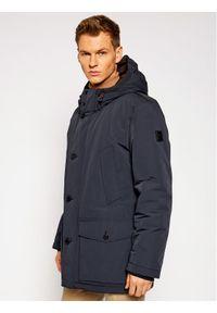 Niebieska kurtka zimowa Strellson
