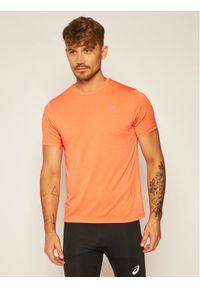 Pomarańczowa koszulka sportowa New Balance