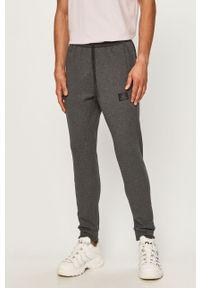 Szare spodnie dresowe Adidas