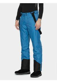 outhorn - Spodnie narciarskie. Materiał: poliester. Sport: narciarstwo