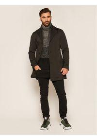 Czarny płaszcz zimowy JOOP! #6