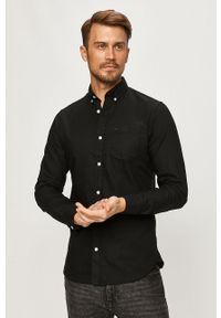 Czarna koszula PRODUKT by Jack & Jones długa, casualowa