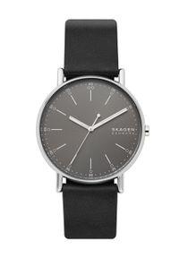 Czarny zegarek Skagen