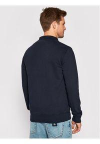 Napapijri Bluza Beob NP0A4F69 Granatowy Regular Fit. Kolor: niebieski
