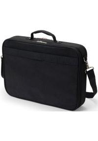 Czarna torba na laptopa DICOTA elegancka