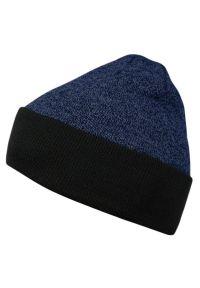 Niebieska czapka Just Yuppi sportowa, na jesień