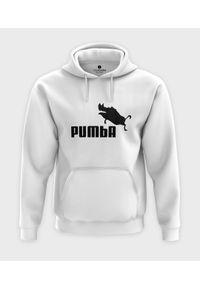 MegaKoszulki - Bluza z kapturem Pumba. Typ kołnierza: kaptur