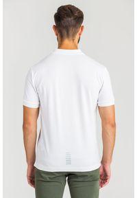 Koszulka polo EA7 Emporio Armani polo, z nadrukiem