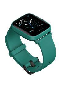Smartwatch AMAZFIT Bip U Zielony. Rodzaj zegarka: smartwatch. Kolor: zielony