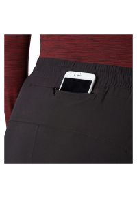 Spodnie do biegania damskie Energetics Brasilia II 411834. Materiał: materiał, elastan, tkanina, włókno, skóra, poliester. Sport: fitness