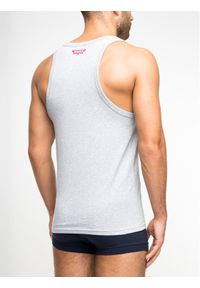 Dsquared2 Underwear Tank top D9D202270 Szary. Kolor: szary