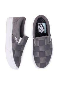 Szare buty sportowe Vans