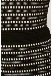 Wielokolorowa sukienka Hugo casualowa, rozkloszowana, na co dzień, mini