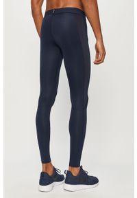Niebieskie legginsy sportowe Nike Dri-Fit (Nike)