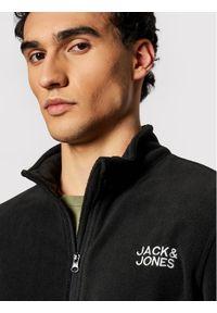Czarny polar Jack & Jones