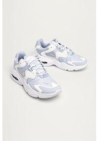 Nike Sportswear - Buty Air Max 2X. Zapięcie: sznurówki. Kolor: biały. Materiał: guma. Model: Nike Air Max