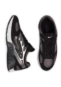 Czarne półbuty Nike na co dzień, z cholewką, casualowe