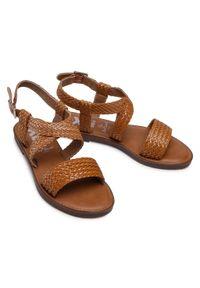 Brązowe sandały Xti
