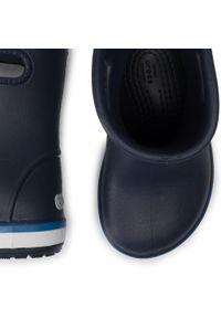 Niebieskie kalosze Crocs #7