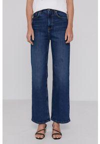 Pepe Jeans - Jeansy Lexa. Stan: podwyższony. Kolor: niebieski