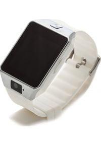 Smartwatch PDS DZ09 Biały. Rodzaj zegarka: smartwatch. Kolor: biały