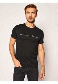 Niebieski t-shirt Emporio Armani Underwear