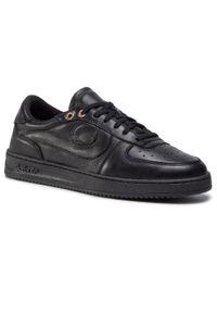Czarne buty sportowe Sofix na co dzień, z cholewką