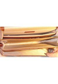 Teczka na laptopa MCKLEIN Flournoy 15.6 cali Brązowy. Kolor: brązowy. Materiał: skóra. Styl: elegancki #7