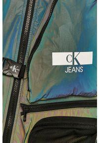 Wielokolorowa kurtka Calvin Klein Jeans casualowa, gładkie, na co dzień