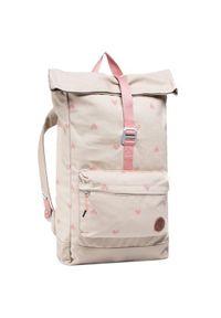 Beżowy plecak Maloja