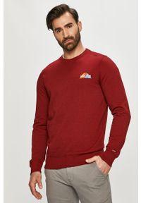Czerwona bluza nierozpinana Tommy Jeans bez kaptura, na co dzień