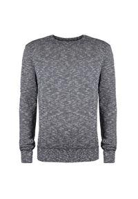 Sweter TOMMY HILFIGER casualowy, jodełka