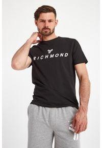 John Richmond Sport - T-SHIRT ZHOTASY JOHN RICHMOND SPORT. Materiał: bawełna. Styl: sportowy
