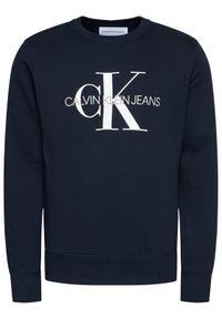 Niebieska bluza Calvin Klein Jeans