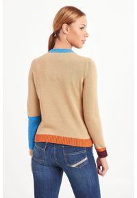 Sweter Weekend Max Mara do pracy