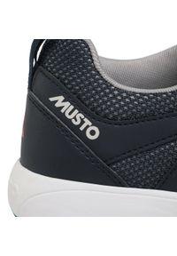 Musto - Buty MUSTO - Nautic Speed 80527 True Navy 598. Okazja: na plażę. Kolor: niebieski. Materiał: materiał. Szerokość cholewki: normalna. Sport: pływanie #3