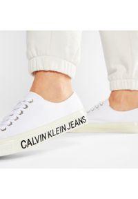 Calvin Klein Jeans Tenisówki Destinee B4R0807 Biały. Kolor: biały