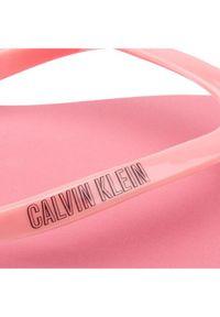 Różowe japonki Calvin Klein Swimwear