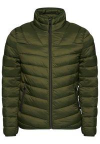 Zielona kurtka puchowa Napapijri
