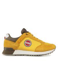 Żółte sneakersy Colmar