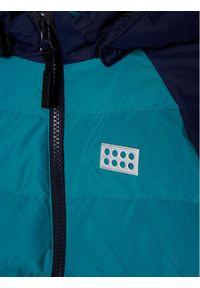 Niebieska kurtka puchowa LEGO Wear