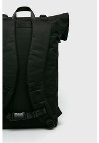 Doughnut - Plecak Christopher Black Series. Kolor: czarny. Wzór: paski