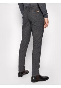 Baldessarini Spodnie materiałowe Jorck 16836/000/2298 Szary Regular Fit. Kolor: szary. Materiał: materiał