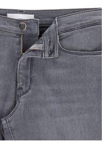 Szare jeansy slim BOSS street