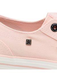 Big-Star - BIG STAR Tenisówki HH274058 Różowy. Kolor: różowy